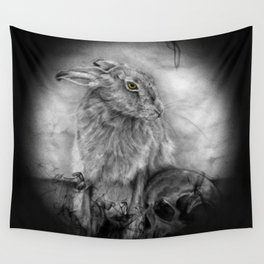 INTO DUST Wall Tapestry
