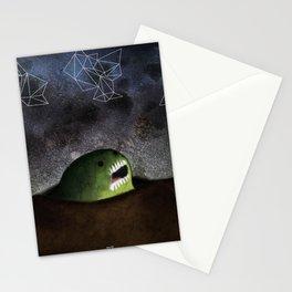 Asomandose Al Espacio Stationery Cards