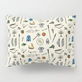 Lord of the pattern Pillow Sham