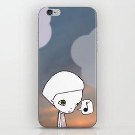 Gone Fishing (1) iPhone Skin