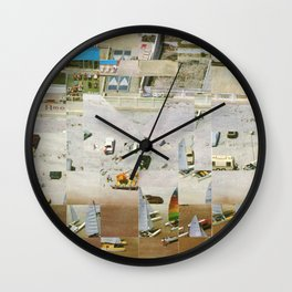 Daytona Beach, Florida Wall Clock