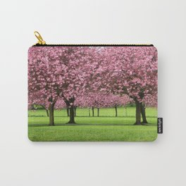 Cherry Trees Carry-All Pouch