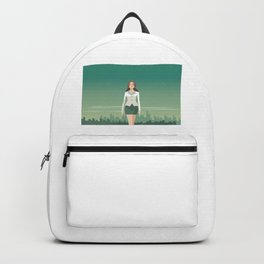 Independent Business Woman Backpack