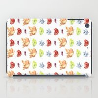 crystals iPad Cases featuring crystals by impalei