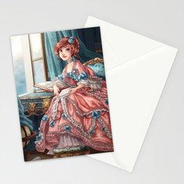 Tseumpfeuh de Hesse-Hombourg Stationery Cards