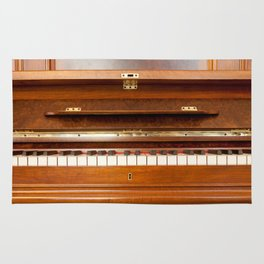 The Good Old Piano Rug