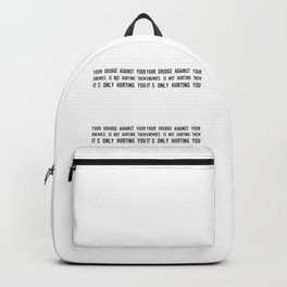 Your Grudge Against Your Enemies 2 Backpack