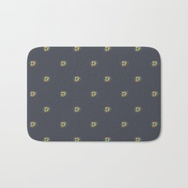 Home On the Range Flowers Bath Mat