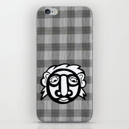 Check The Gnomie iPhone Skin