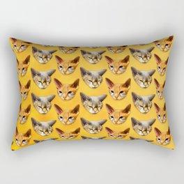 Archie and Milo Rectangular Pillow