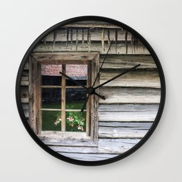 Home, sweet home Wall Clock