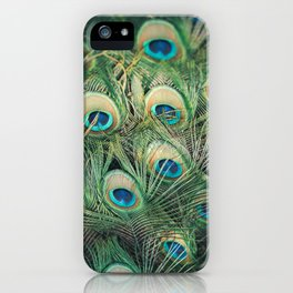 Loads of feathers iPhone Case