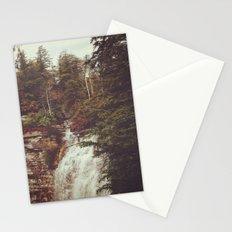 Shawangunk Mountains Waterfall Stationery Cards