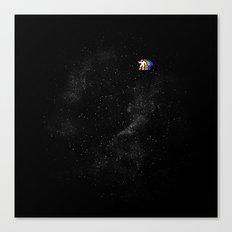 Gravity V2 Canvas Print