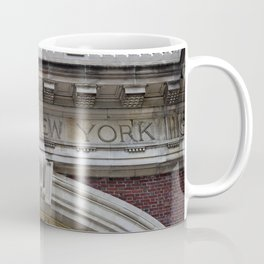 City of New York Coffee Mug