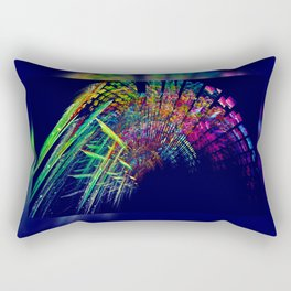 Somewhere over the Rainbow Rectangular Pillow