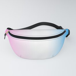 Trans Pride Ombre Fanny Pack