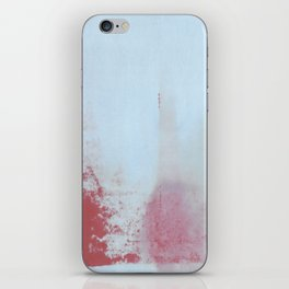 Red Regret iPhone Skin