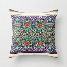 Another English Garden Throw Pillow