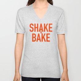 Shake and Bake Unisex V-Neck