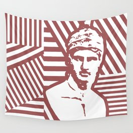 Gods Geometric - Ares Wall Tapestry