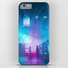 BLADE RUNNER Painting Poster   PRINTS   Blade Runner 2049   #M6 iPhone Case