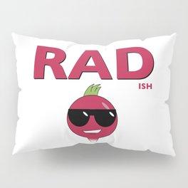 Rad...ish radish Pillow Sham