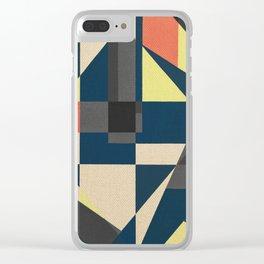 Viva São Pedro (Brasil) Clear iPhone Case