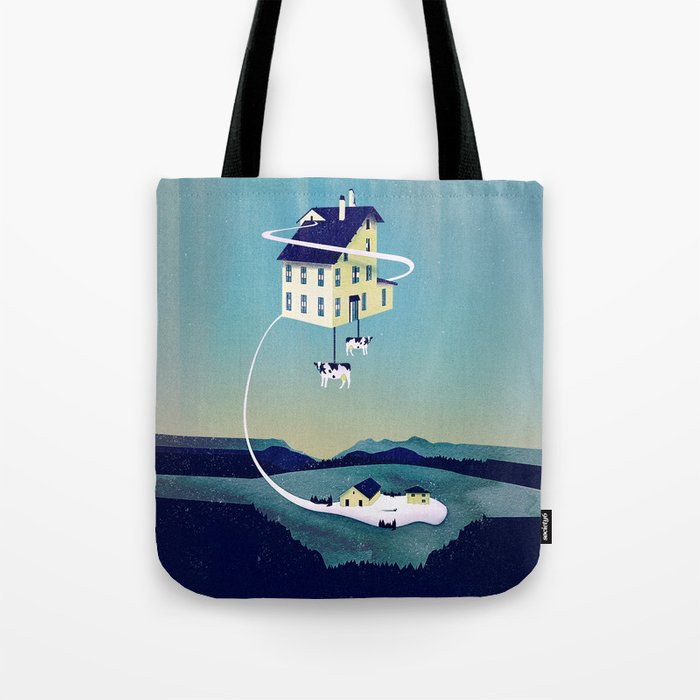 Holy Cow... Tote Bag