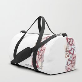 Nobody's Pefect Duffle Bag