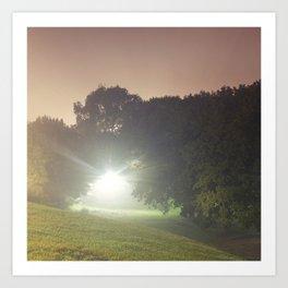 Bellwoods Fog Art Print