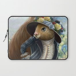 Emily Peanut Butterfield Laptop Sleeve