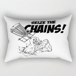 Seize The Chain Rectangular Pillow