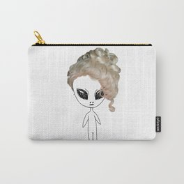 Ali the Alien Carry-All Pouch
