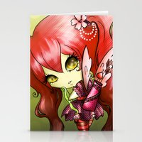 valentina Stationery Cards featuring Valentina by ASerna