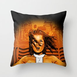 Perfect - The Supreme Being Throw Pillow