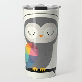 Owl Time Travel Mug