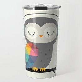 Owl Time Travel Mug