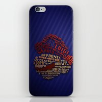 mario bros iPhone & iPod Skins featuring Mario & Bros by Mason DeGraff