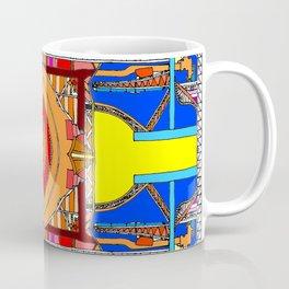 Hydrocarbon Mandala Coffee Mug