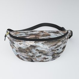 Tomb Raider Texture Fanny Pack