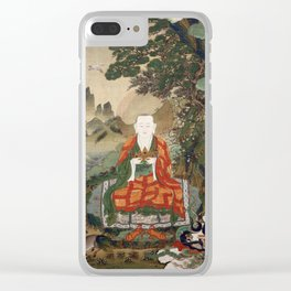 Rahula - Son of Buddha - 16th Century Clear iPhone Case