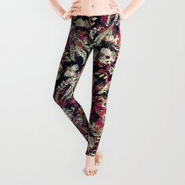 Space Garden II Leggings