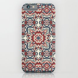 Old School Bandana 2 iPhone Case