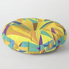 COLOUR MAZE 2 Floor Pillow