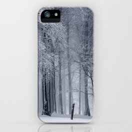 Peaceful Escape iPhone Case