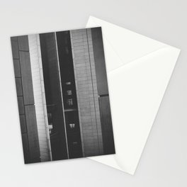 The space in-between Stationery Cards