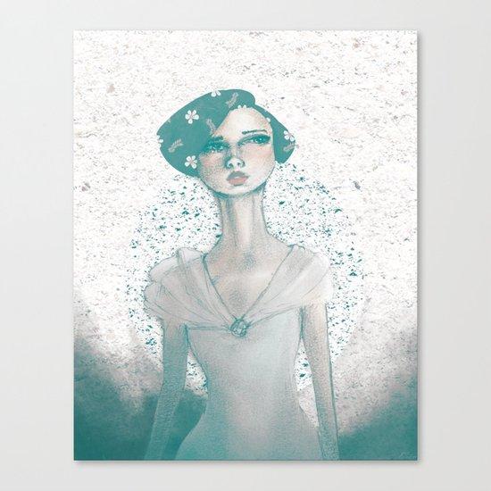 Evoke of Interest Canvas Print