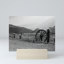 The middle of nowhere - Fine Art Travel Photography Mini Art Print