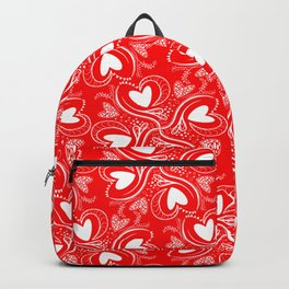 Hearts, Love,Valentine 2020 Backpack